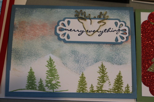 Group stamping challenge