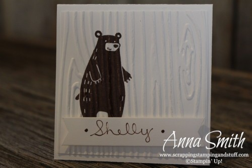 Thankful Forest Friends Place Cards
