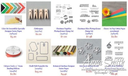 New Stampin' Up! Clearance Items up to 60% off!