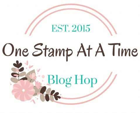 OSAT One Stamp At A Time Blog Hop - Themed Cardmaking Projects