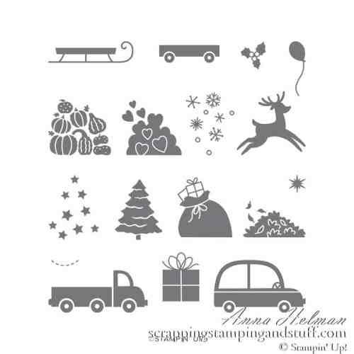 Stampin Up Holiday Haul