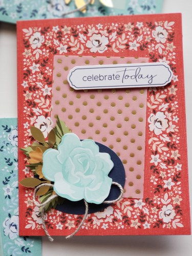 Stampin Up Saleabration 2020 Reward Item Kerchief Card Kit Free with $50 Order
