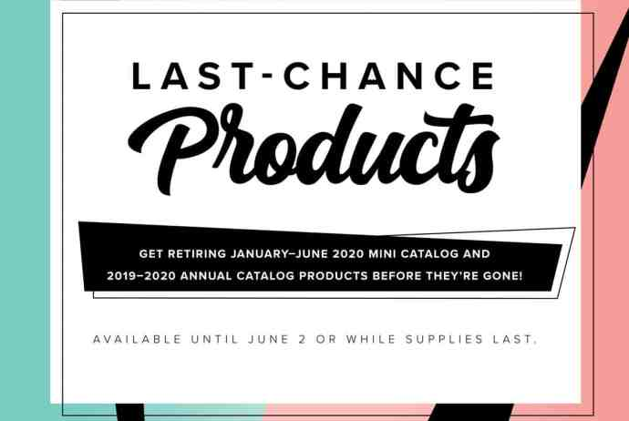 Stampin' Up! Retiring Items List is Posted! Tons of items are retiring and are available while supplies last.