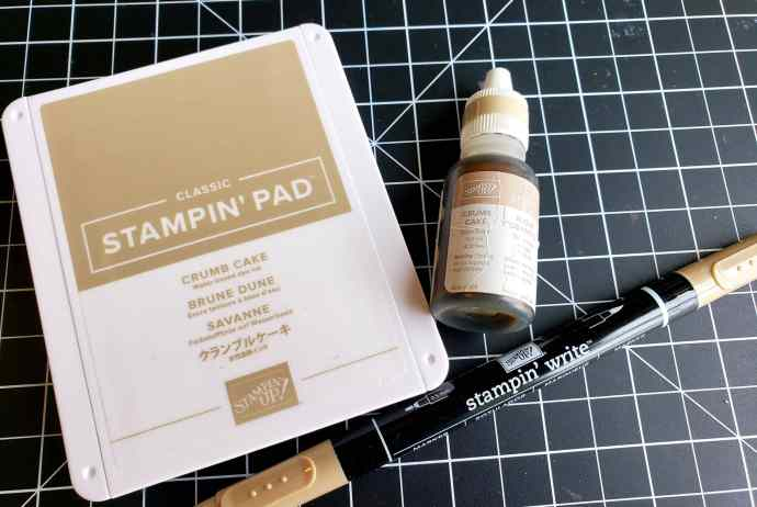 Learn All About Stampin' Up! Ink For Stamping Including How To Open, Reink Pads, and Refill Markers