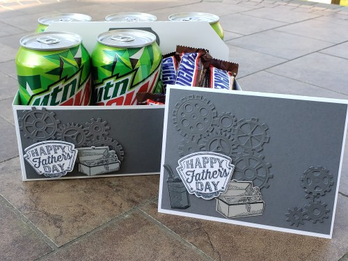 Paper Toolbox Tutorial, Drink Carrier, Gift Box Perfect For Mother's Day or Father's Day
