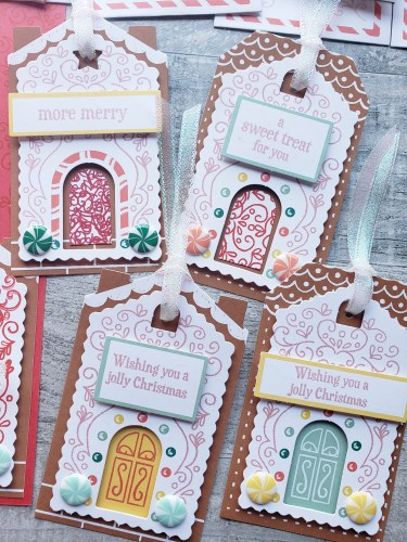 This Jolly Gingerbread kit is full of amazing gingerbread house cards and crafts. Take a look at my November 2020 Paper Pumpkin alternative ideas here!