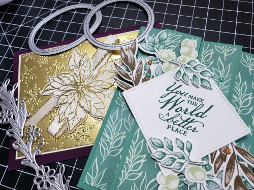 In this complete guide to the Stampin Up Mini Stampin Cut And Emboss Machine, I'll share everything you need to know to decide whether to add one of these machines to your collection and also how to use it!
