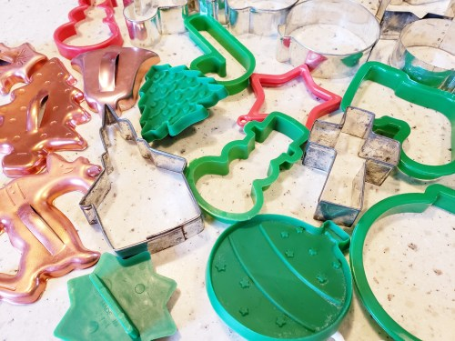 Holiday Cut Out Cookies and Decorator Frosting Recipe - a Christmas tradition! This cookie recipe is easy to work with, no-fail, and makes soft, delicious sugar cookies!