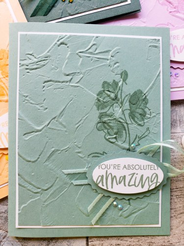 Don't miss the new Stampin Up 2021-2023 In Colors. Click here to see these gorgeous hues. You're going to love them!