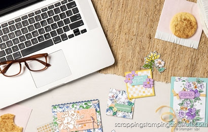 Stampin Up Connect, Craft, and Collect Hosting Special