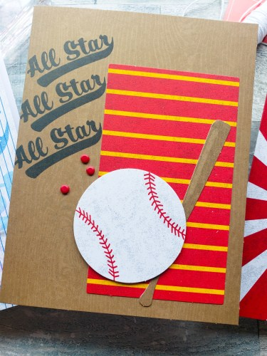 Take a look at the May 2021 Paper Pumpkin alternatives and ideas for this fun baseball themed craft kit! Serious summer fun!