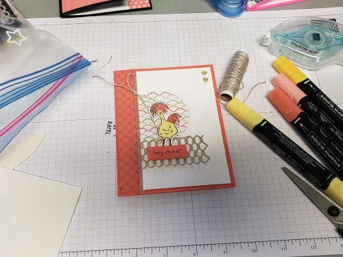 See highlights and info from my recent Stampin Up Team retreat for Stampin Up demonstrators on my Sassy Stampers team.