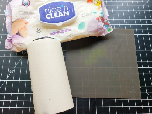This silicone mat for crafts is a multipurpose tool for your craft collection with over 15 uses - Stampin Up Silicone Craft Sheet.