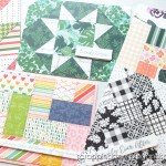 Quilt cards are the perfect way to use your paper scraps and make simple, yet beautiful card designs today!