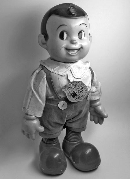 Scrappy doll