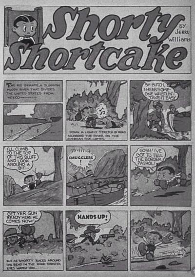 Shorty Shortcake