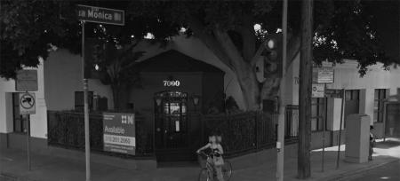 7000 Santa Monica Blvd. August 2014