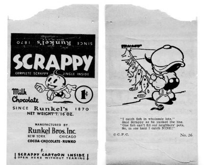 Scrappy wrapper