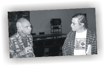 Richard Huemer and Mark Kausler
