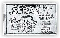 Scrappy booklet