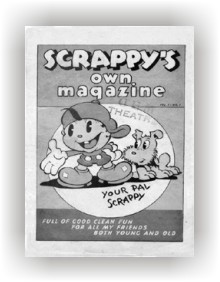 Scrappy's Own Magazine
