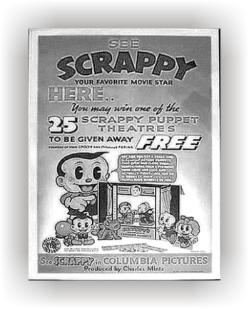 Scrappy poster