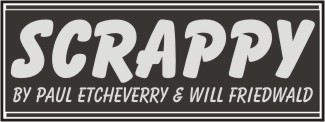 Scrappy by Paul Etcheverry and Will Friedwald