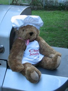 Chef JennaBear, Vermont Teddy Bear Co