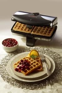 RLB Orange Waffles