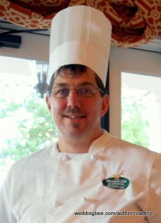 the wonderfully accommodating Chef Bill