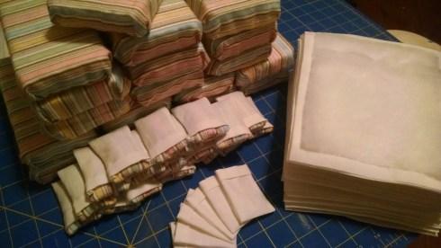pint-sized sewing accomplishments