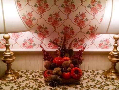 Thanksgiving Centerpiece for Helmar
