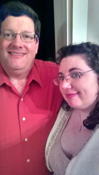 Valentine's Selfie!
