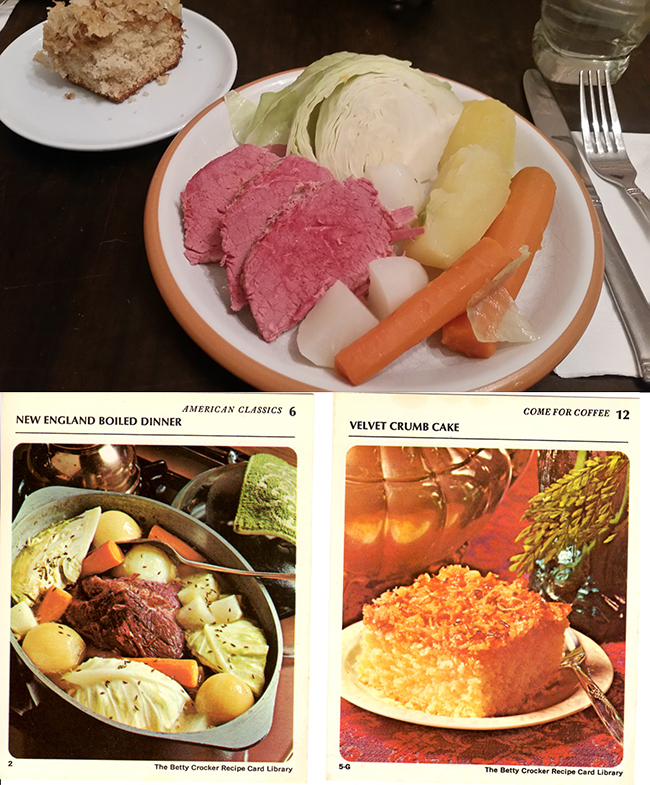 Retro recipes 4 that 70s chef scraps of life new england boiled dinner forumfinder Images
