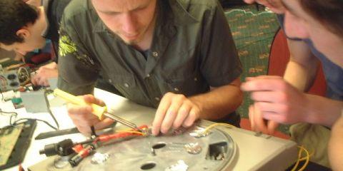 ElectroFringe Festival, Newcastle, Australia, 10/2-6/2003