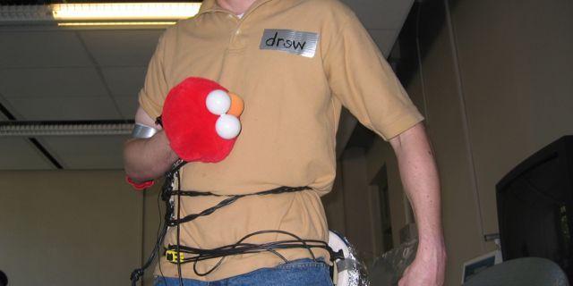 Aesthetics Technology Lab, Ohio University, Athens, Ohio, May 27, 2005