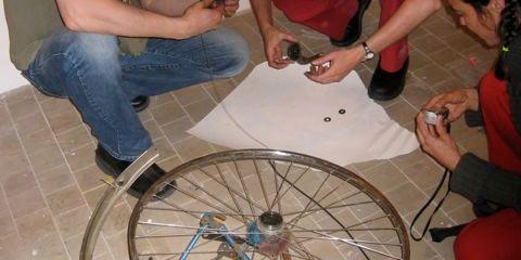 Hacking The Street Workshop,  June 14-15, 2004,  Outside In, Goteborg, Sweden.