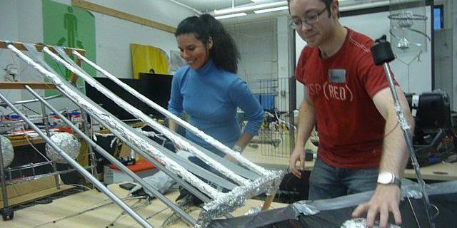 Parsons, MFA,Design Technology, NY, NY, USA, October 3, 2010