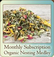 Organic Nesting Medley