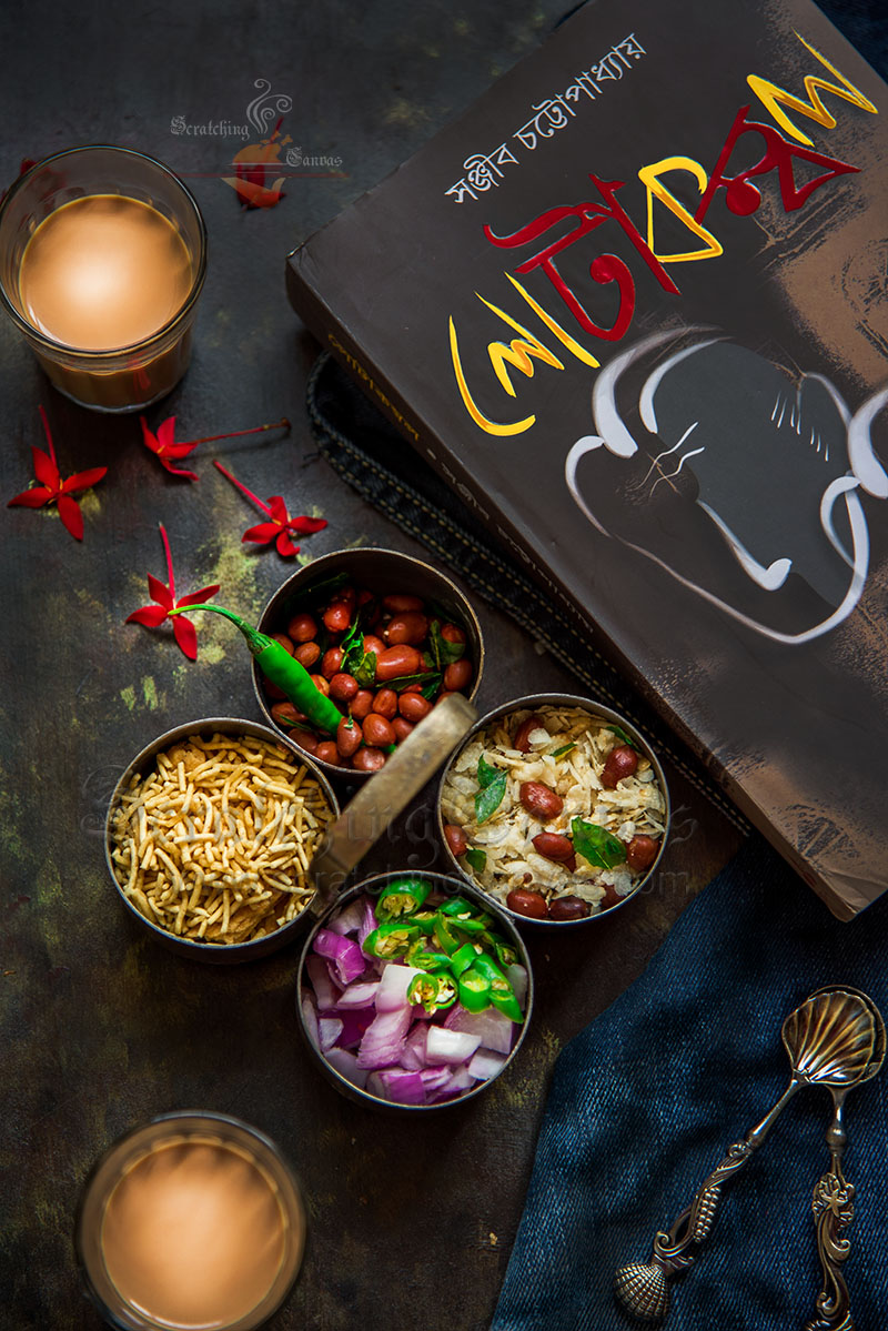 Bengali Snacks Recipe Styling Food Photography