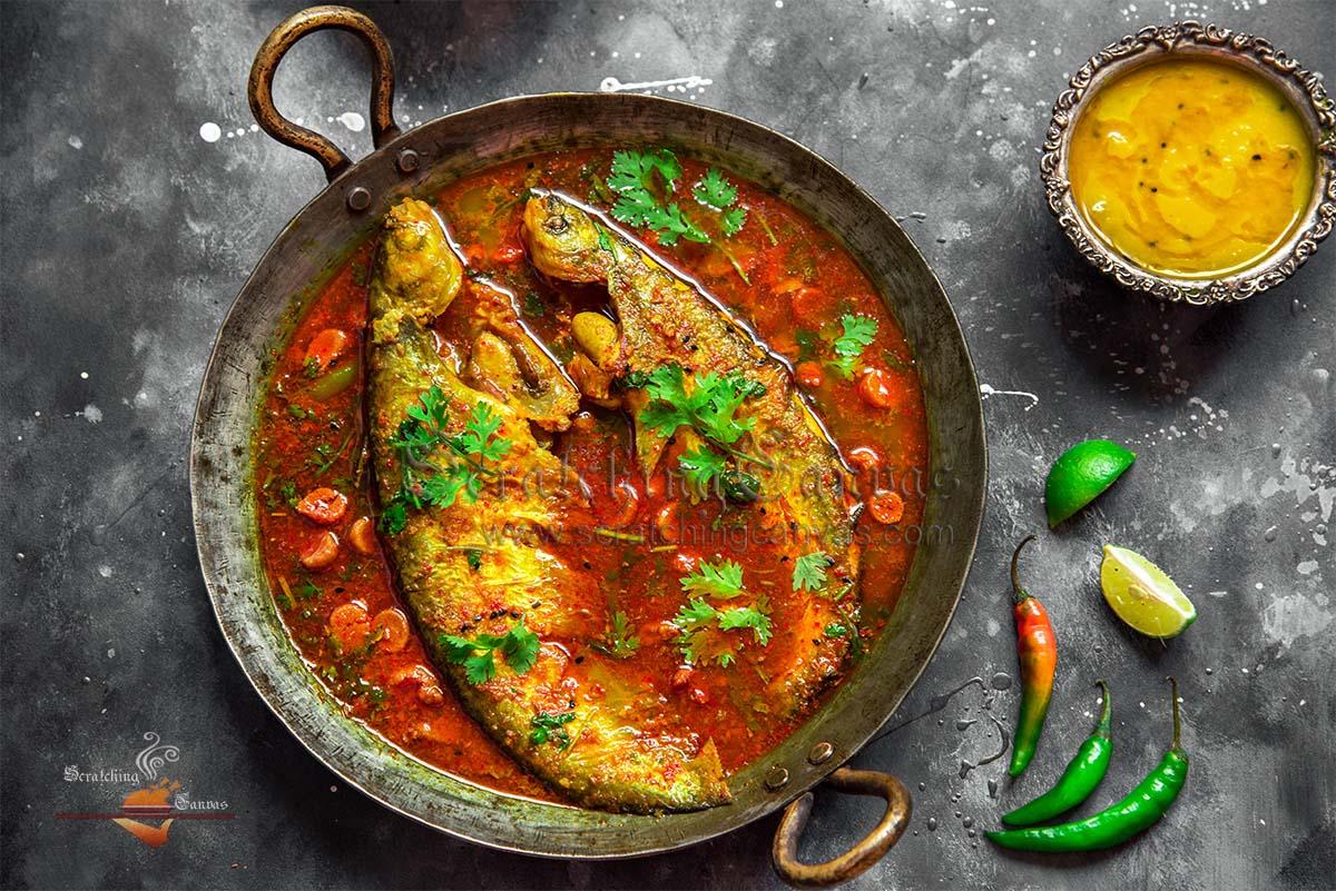 Bengali Fish Curry Recipe Video