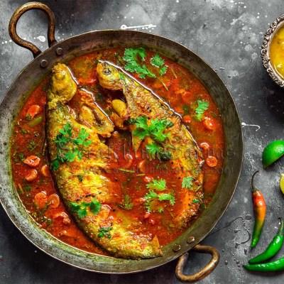 Pabda Macher Tel Jhaal | Pabda Jhol | Bengali Fish Curry | Pabda Curry