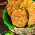 Beguni Bengali Telebhaja Recipe
