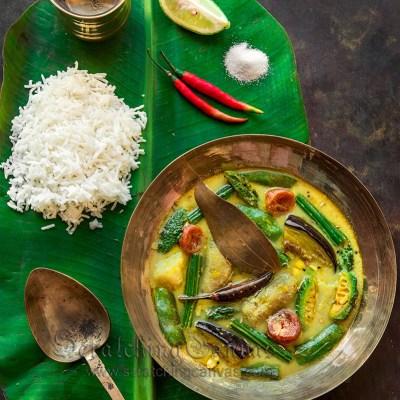 Shukto   Bengali Vegetable Stew   Traditional Bengali Vegetable medley