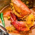 Bengali Prawn Malaikari Food Photography Styling