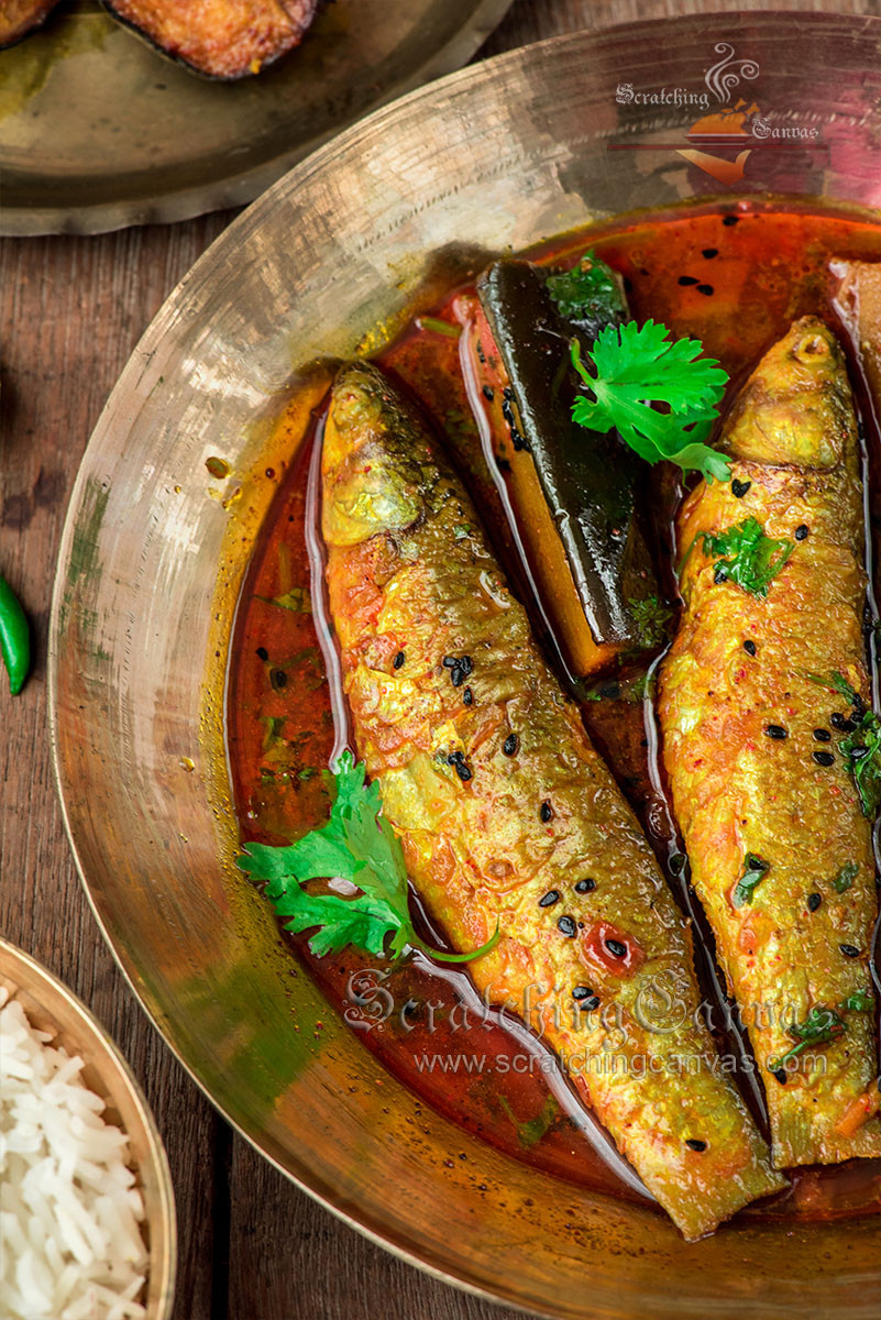 Parshe Macher Tel Jhol Recipe