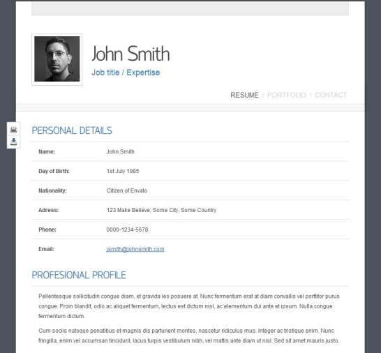 Top Resume Templates best resume site 11 best free online resume builder sites to best Impressive Resume Templates Top Resume Templates Ever The Muse Top