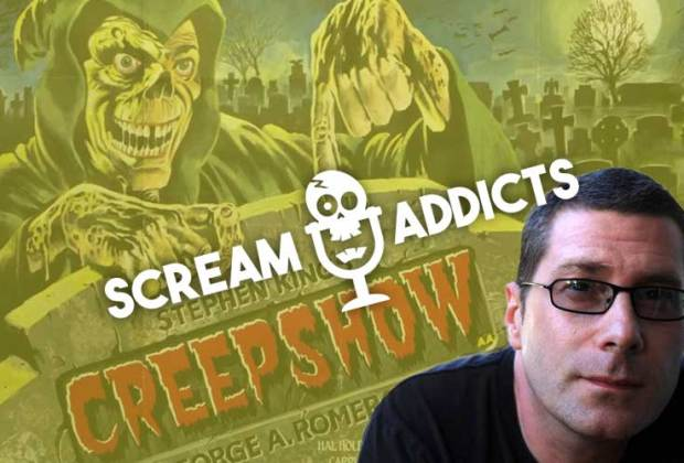 Creepshow with The Hills Run Red/Tales of Halloween filmmaker Dave ...