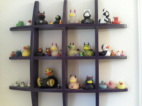 mega duckie collection