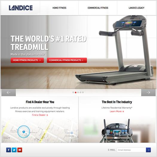 Landice.com Home